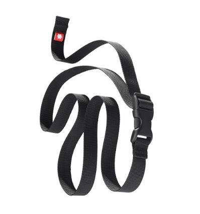 Ocún, CHALK BAG BELT Black,