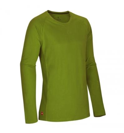 Ocún, DIO LONG SLEEVE men - Pond green, XXL