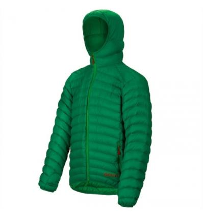 Ocún, TSUNAMI DOWN JACKET men - Grass green, XXL