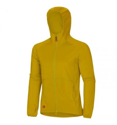 Ocún, COCO HOODIE men - Oil yellow, XXL