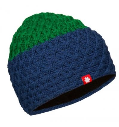 Ocún, MACUMBA HAT men - Blue/green,