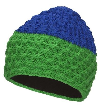 Ocún, MACUMBA HAT men - green/blue,