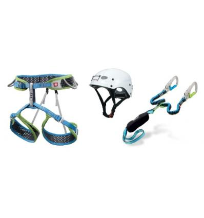 Ocún, VIA FERRATA WEBEE PAIL SET, XL