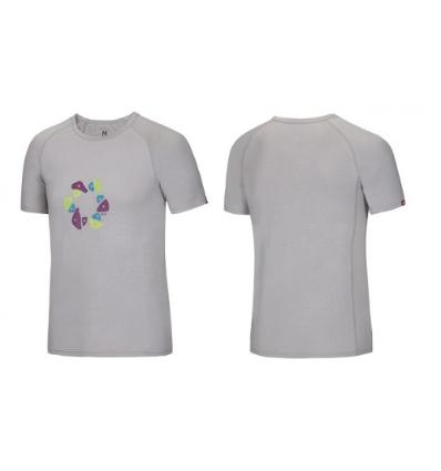 Ocún, Bamboo T Holds - Dove grey, XL
