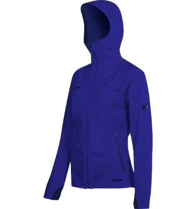 Mammut, Ultimate Hoded Woman, EU S, indigo - dark indigo