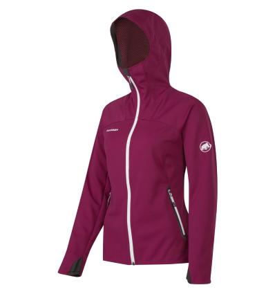 Mammut, Ultimate Hoded Woman, EU XS, radiance -radiance