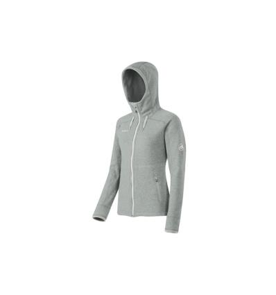 Mammut, Arctic Hooded Midlayer Jacket women, EU XL, icelandic