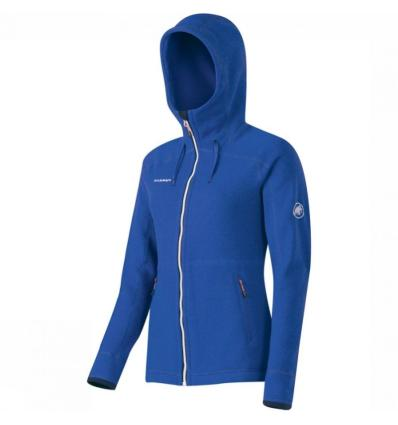 Mammut, Arctic Hooded Midlayer Jacket women, EU L, maliblue