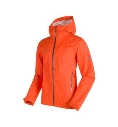 Mammut, Mellow Jacket Men, EU XL: dark orange