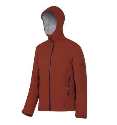 Mammut, Mellow Jacket Men, EU XXL: carmine