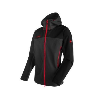 Mammut, Convey Jacket Men, EU XXL: graphite-black