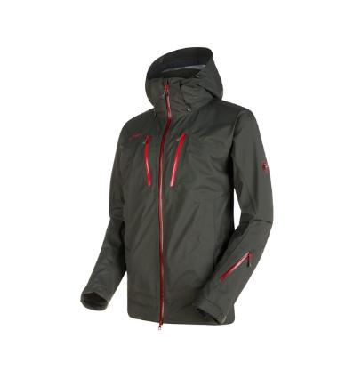 Mammut, Stoney HS jacket Men, EU M, graphite-lava