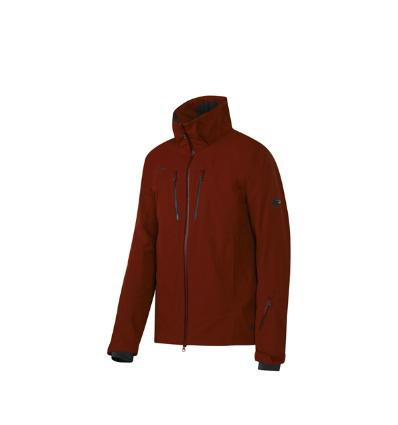 Mammut, Stoney HS jacket Men, EU XL: maroon