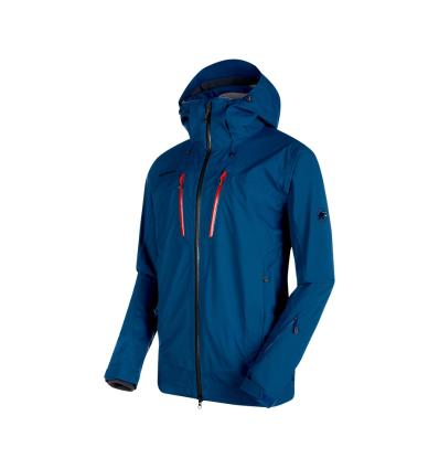Mammut, Stoney HS Jacket Men, EU L, orion-spicy