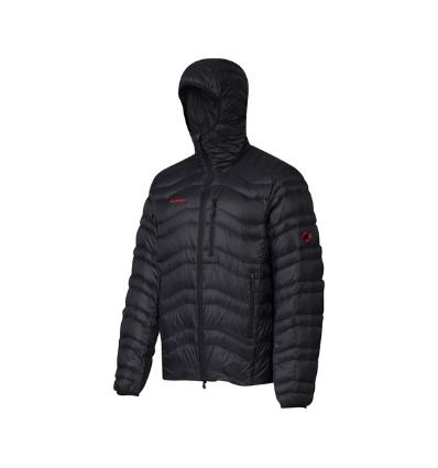 Mammut, Broad Peak IN Hooded Jacket Men, EU XL: black