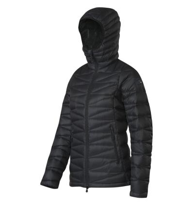 Mammut, Miva IN Hoode Jacket Woman, EU XS, black