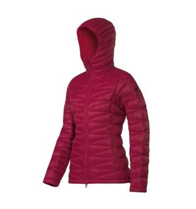Mammut, Miva IN Hoode Jacket Woman, EU L, crimsone