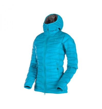 Mammut, Miva IN Hoode Jacket Woman, EU L, atlantic