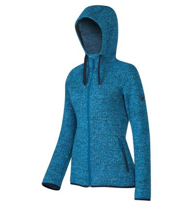 Mammut, Kira Tour ML Hooded Jacket Women, EU S, atlantic