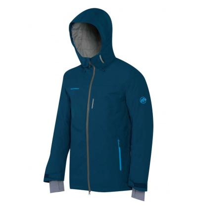 Mammut, Bormio HS Hooded Jacket Men, EU L: orion