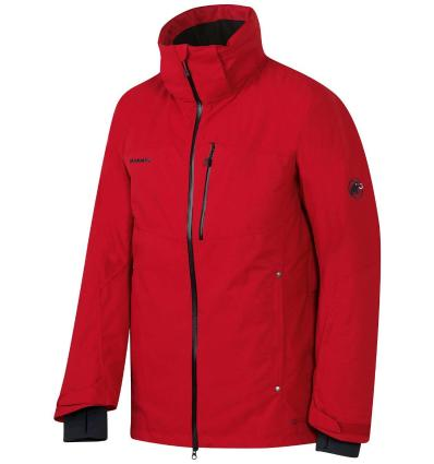 Mammut, Cruise HS Jacket Men, EU XL: lava