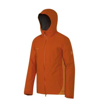 Mammut, Runbold Guide HS Jacket Men, EU L: dark orange-sienna