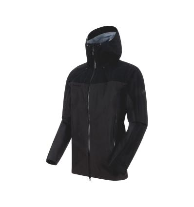 Mammut Crater HS Hooded Jacket Men EU M / phantom-black
