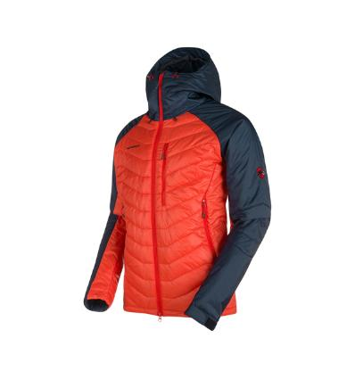 Mammut, Rime Pro IN Hooded Jacket Men, EU M: spicy-marine