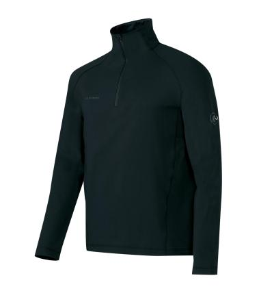 Mammut, Snow ML Half Zip Pull Men, EU M, black