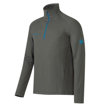 Mammut, Snow ML Half Zip Pull Men, EU L, titanium