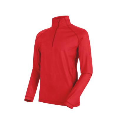 Mammut Snow ML Half Zip Pull Men EU M / magma