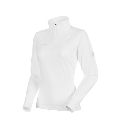 Mammut Snow ML Half Zip Pull Women EU M / white
