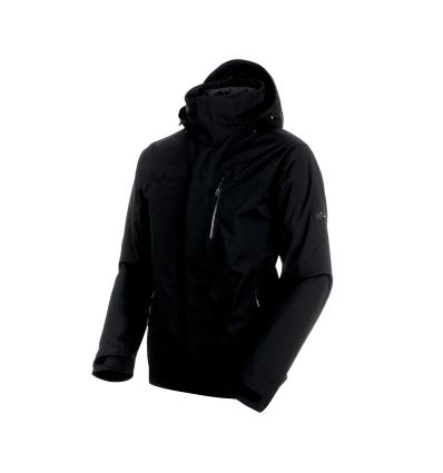 Mammut Trovat Tour 3 in 1 HS Jacket Men EU M / black-phantom-phantom