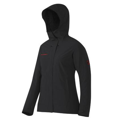 Mammut, Trovat HS Hooded Jacekt Woman, EU XS, graphite