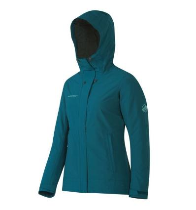 Mammut, Trovat HS Hooded Jacekt Woman, EU S, dark pacific