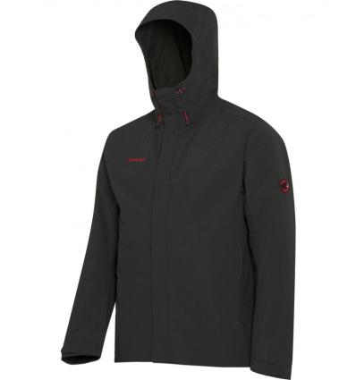 Mammut, Trovat HS Hooded Jacket Men, EU XL: graphite