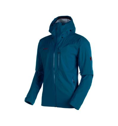 Mammut, Kento HS Hooded Jacket Men, EU XL: orion