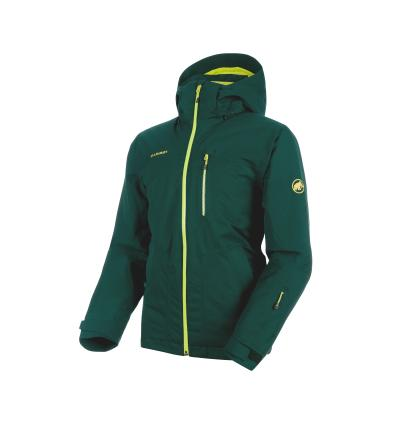 Mammut Stoney GTX Thermo Jacket Men EU L / dark teal-canary