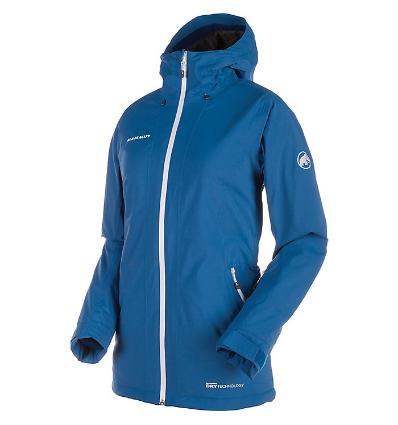 Nara HS Thermo Hooded Wmn bunda Mammut EU S / ultramarine