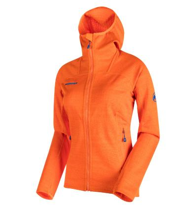 Mammut Eiswand Guide ML Hooded EU S / sunrise