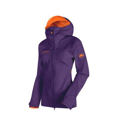 Mammut Nordwand Advanced HS Hooded Jacket women EU S / dawn