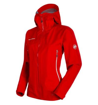 Mammut Meron Light HS Jacket Women EU S / magma
