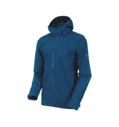 Mammut Ayako Tour HS Hooded Jacket EU XL /poseidon