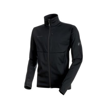 Mammut Ultimate V SO Jacket Men EU L / black-black