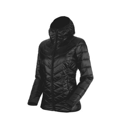 Mammut Rime IN Hooded Jacket Women EU S / black