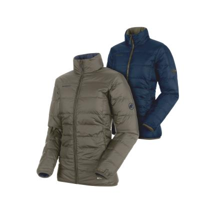 Mammut Whitehorn IN Jacket Woman EU S / iguana-marine