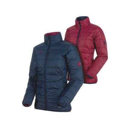 Mammut Whitehorn IN Jacket Woman EU M / marine-beet