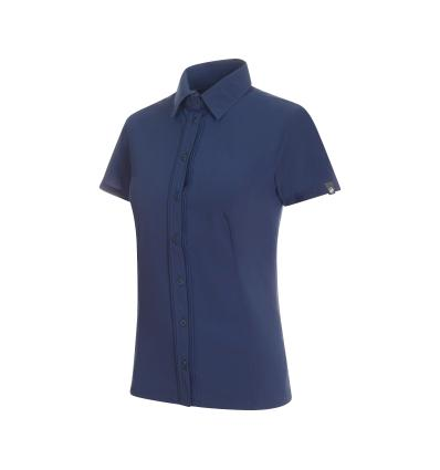 Mammut Trovat Light Shirt Wmn EU XS / peacoat