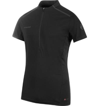 Mammut Atacazo Light Zip T-Shirt Men EU L / Black-Black