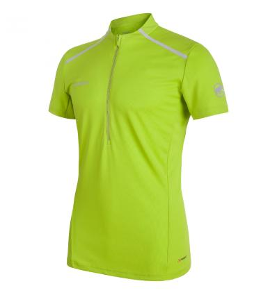 Mammut Atacazo Light Zip T-Shirt Men EU L / sprout